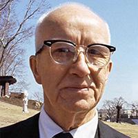 Image of Richard Buckminster Fuller